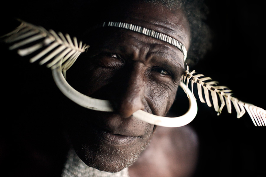 Dani tride and the Baliem Valley in West Papua