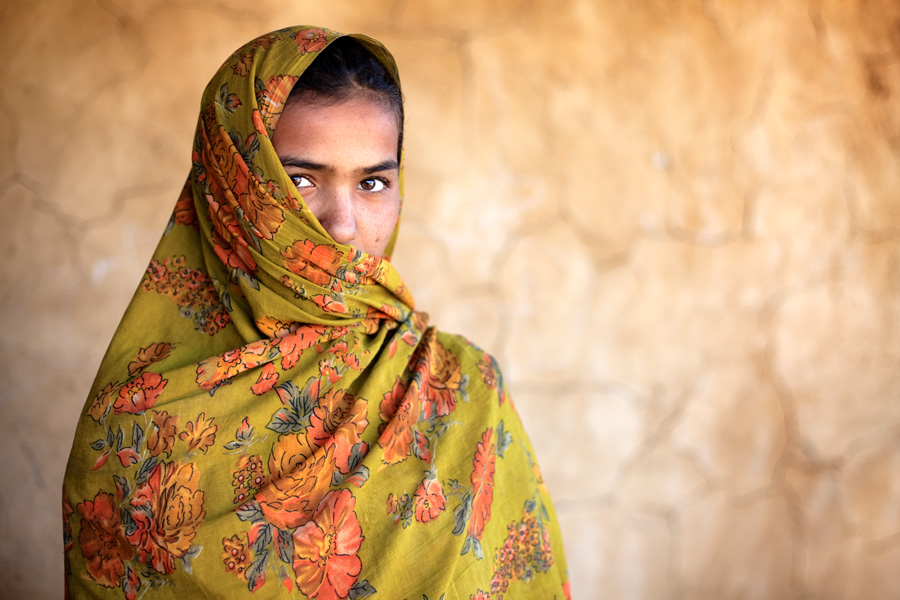 Women of Rajasthan by Christophe Viseux