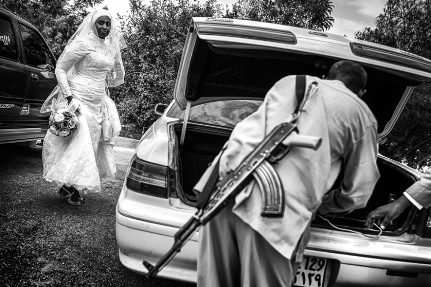 A wedding in Somaliland by Christophe Viseux