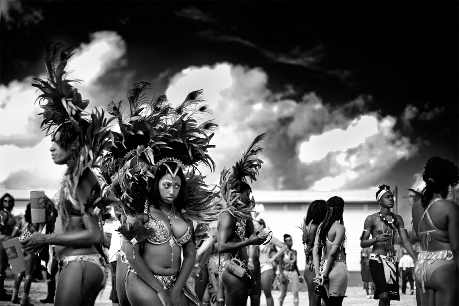 Street Photography in Barbados by Christophe Viseux