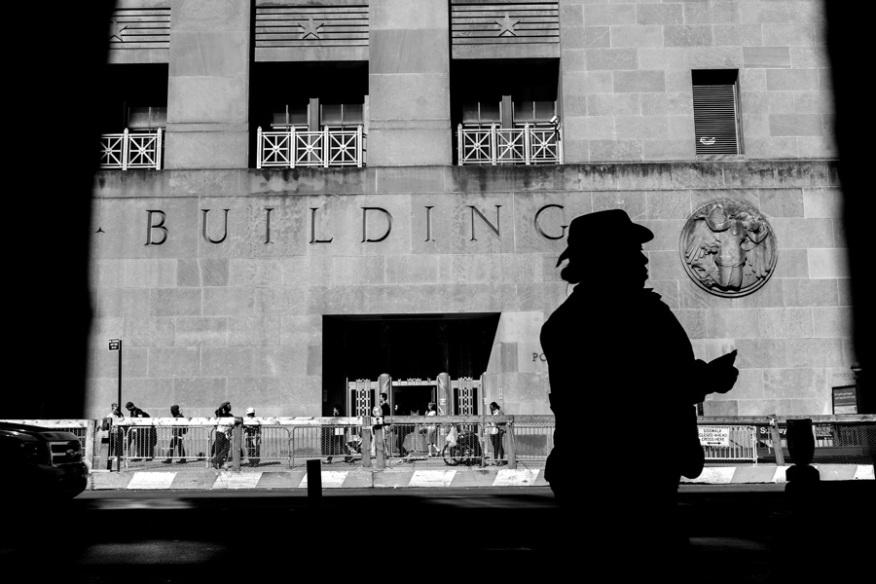 Christophe Viseux Street Photography New York City
