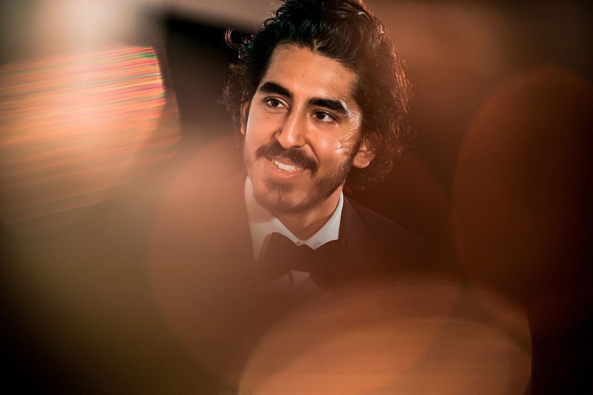 Dev Patel at Dubai International Film Festival