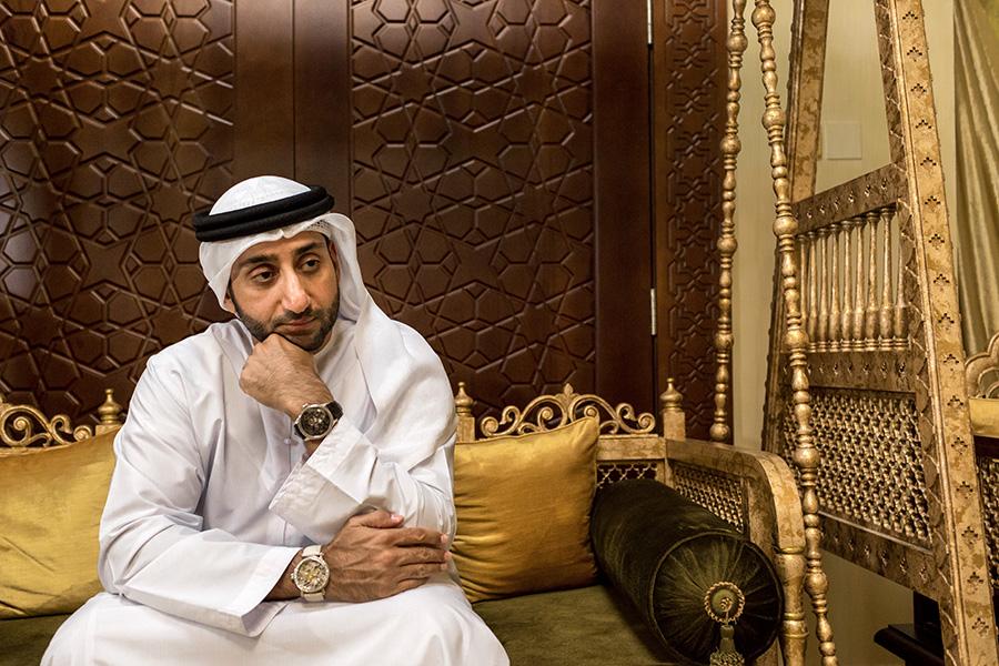 Photojournalist Abu Dhabi and Dubai Christophe Viseux for the New York Times