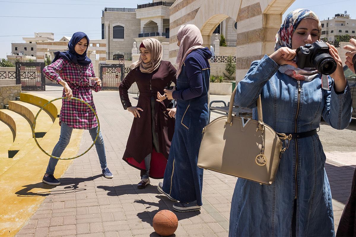 Photographer West Bank Gaza in Hebron, Christophe Viseux