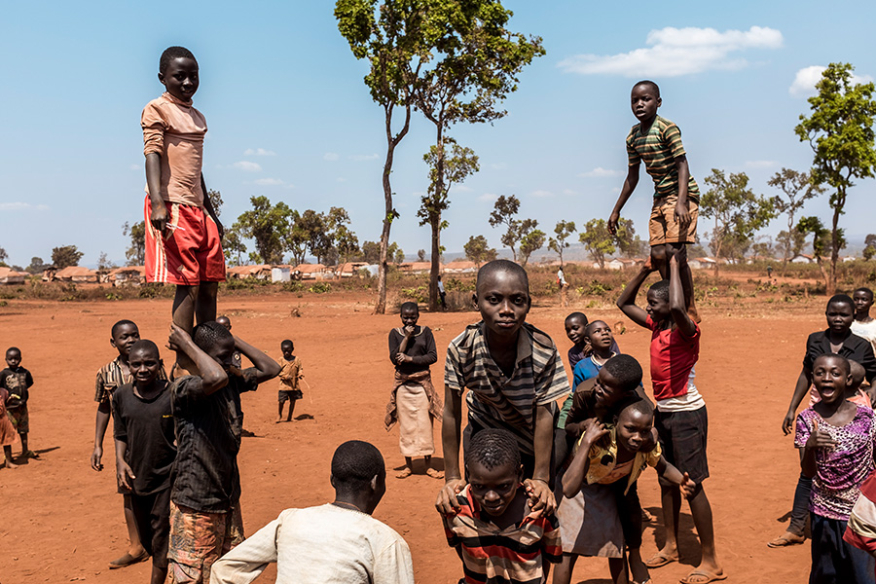 Nyarugusu Camp in Tanzania faces influx of incoming refugees from Burundi