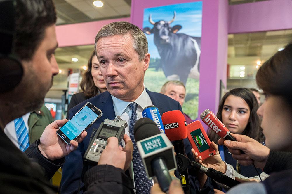 Nicolas Dupont-Aignan NDA