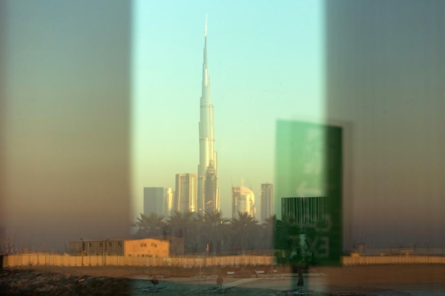 Dubai Burj Khalifa Christophe Viseux